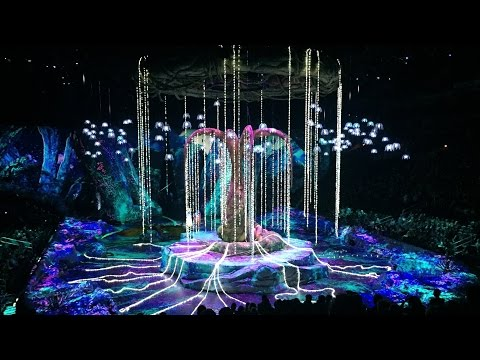 Best of Toruk Avatar Cirque Du Soleil