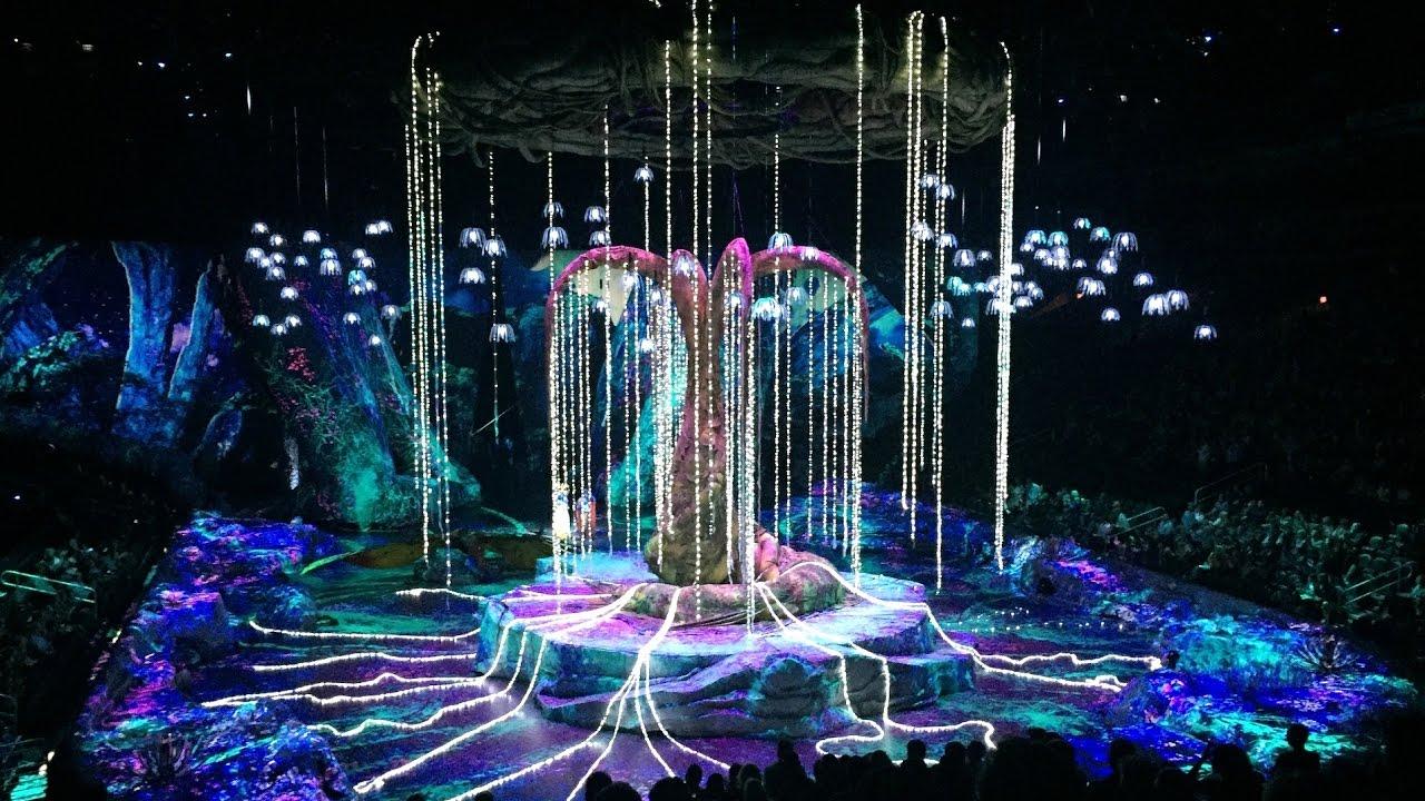 Circ De Soleil 2019 Oberhausen