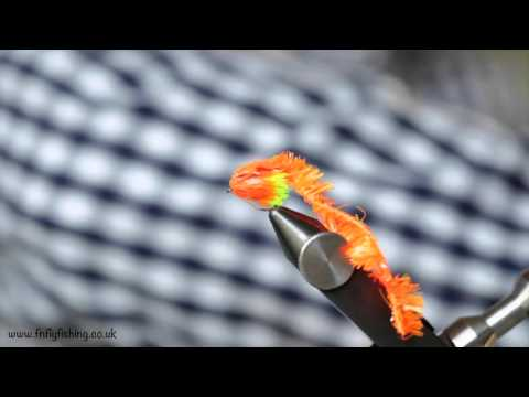 Kevin Porteous tying a Blob using his new FNF Jelly Fritz
