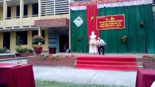 THPT Bắc Sơn -Tháng sáu mùa thi