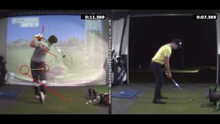 GOLF TAKEAWAY CHANGE = MORE CONSISTENCY! Rick Shiels PGA Golf Coach