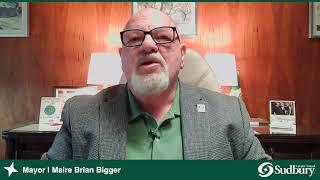 #MedLabThx: Mayor of Sudbury - Brian Bigger