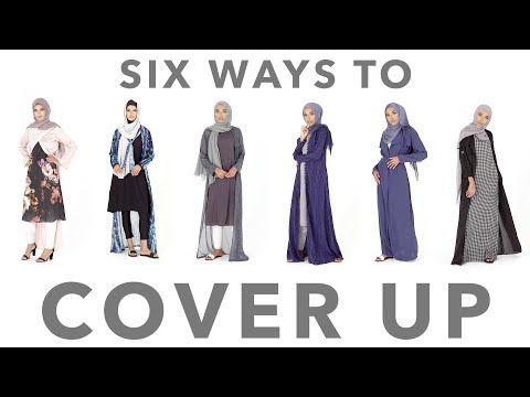 Modest Fashion | Style Guide - 6 Ways To Cover Up