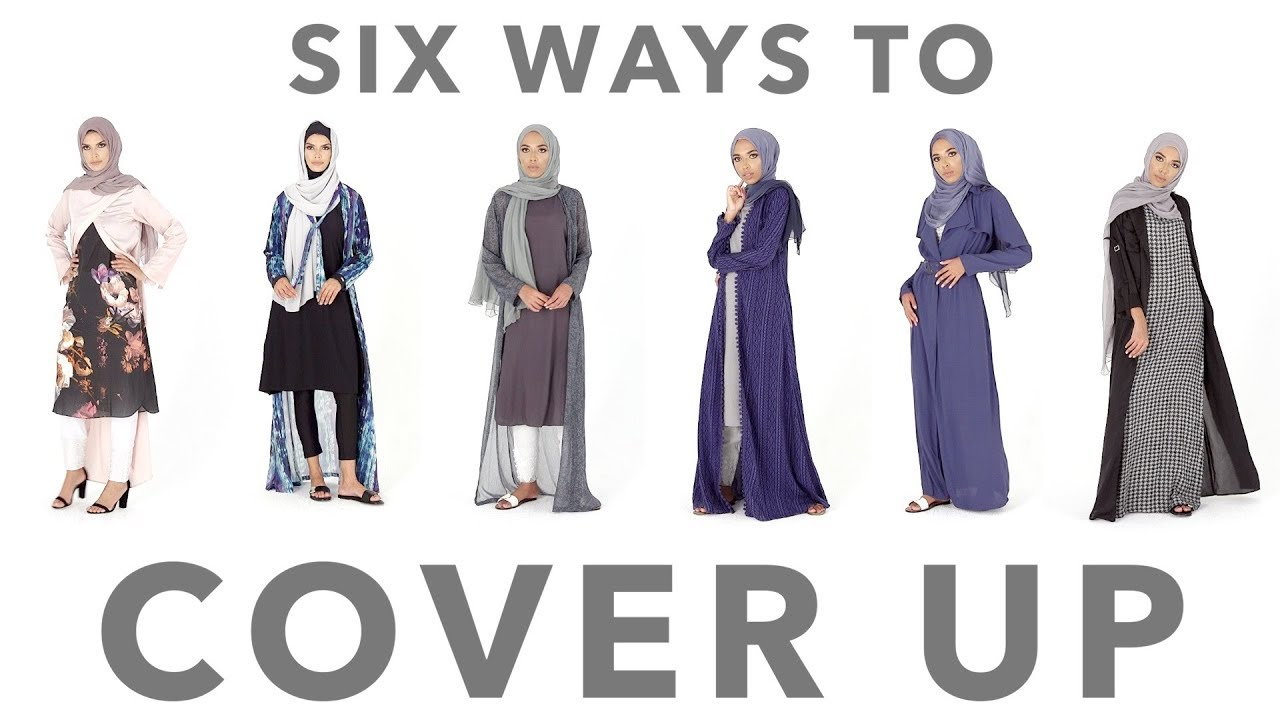 Modest Fashion Style Guide 6 Ways To Cover Up Youtube
