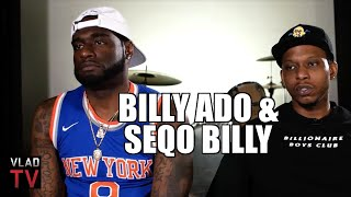 Billy Ado & Seqo Billy on Tekashi Running Scared During Fight in Miami (Part 12)
