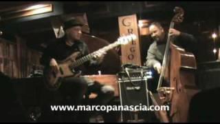 Marco Panascia & Dario Deidda: Jazz Bass Duet Cheryl Charlie Parker Blues
