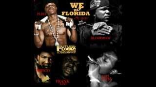 BloodRaw Ft. Frank Lini - Let Um Hate (WE REP FLORIDA) Mixtape [2012]