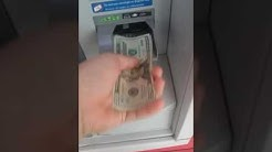 How easy it is to Deposit money into the Bank of America ATM
