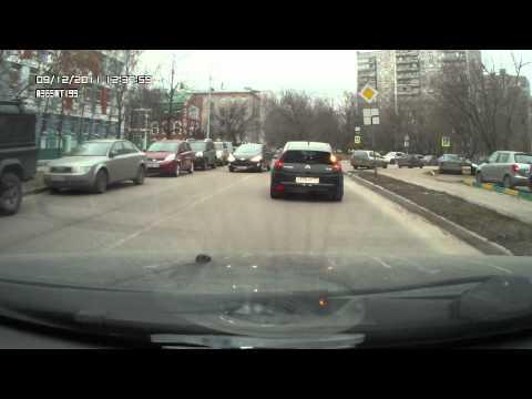 Светофор Т7 на улице Клары Цеткин
