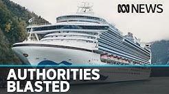 NSW Police investigating Ruby Princess cruise ship Sydney disembarkation amid pandemic | ABC News