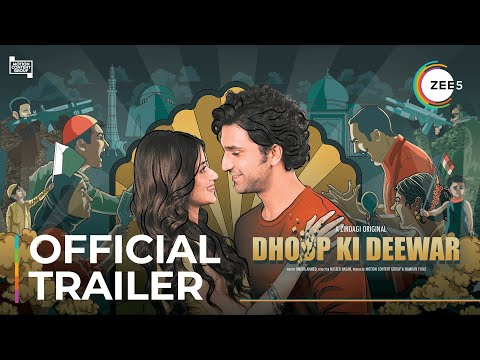 Dhoop Ki Deewar | Official Trailer | A ZINDAGI Original | Premieres June 25th | Only On ZEE5