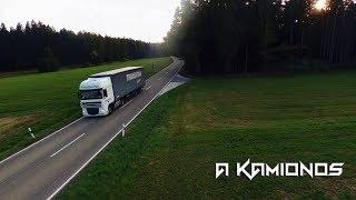 180.A kamionos egy napja.Angol meló. Calais.