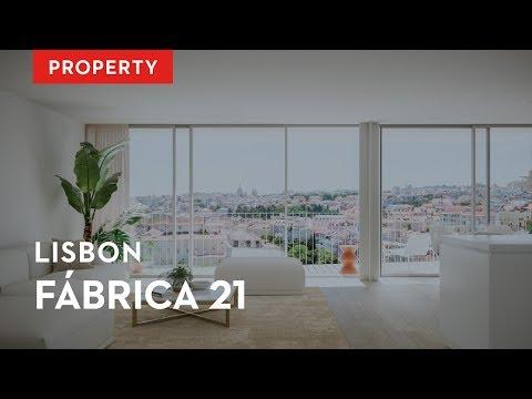 Príncipe Real Apartments For Sale - Fábrica 21 - Príncipe Real, Lisbon, Portugal