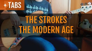 Baixar The Strokes - The Modern Age (Bass Cover with TABS!)