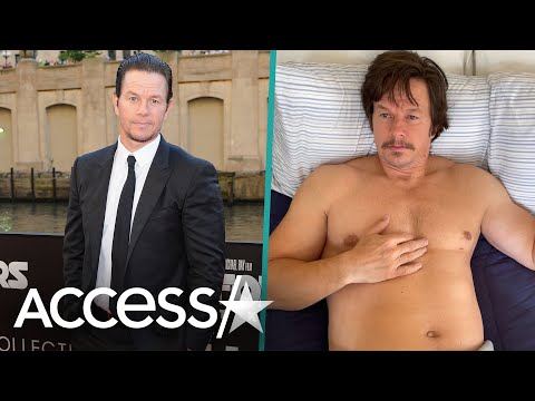 Mark Wahlberg Shows Off Dramatic 20 Pound Weight Gain: 'Yes It's For a Role'