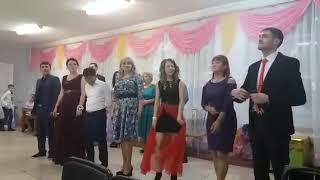 Поздравление на свадьбе от друзей