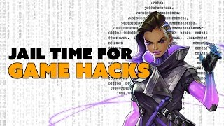 New Law: JAIL TIME for Game Hacks - The Know Game News