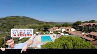 [ ホテルレビュー  ] Argentario Osa Village, Talamone, Italy,