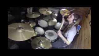 Slipknot-Disasterpiece Drum Cover