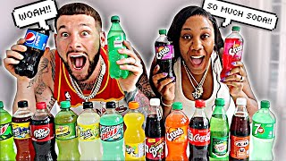 Mixing Every Soda Experiment | FamousTubeFamily