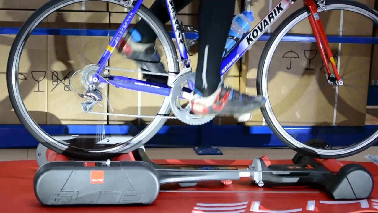 Elite Rullo Quick Motion Roller 2017