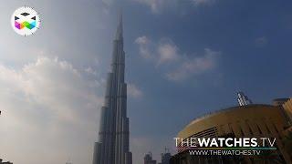 Summary of the Dubai Watch Week 2016