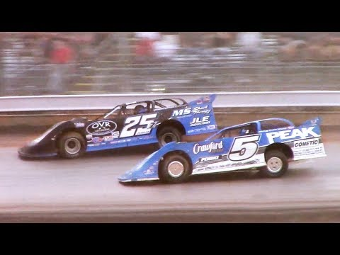 Lucas Oil Late Model Dirt Series 'Steel Valley 50' | Sharon Speedway | 7-2-18