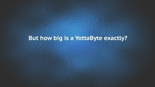 How big is Yottabyte?