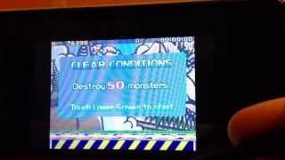 Monster Bomber gameplay for the Nintendo DS