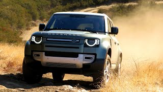 homepage tile video photo for The New Land Rover Defender is the Most Well Rounded Off-Roader I've Ever Driven