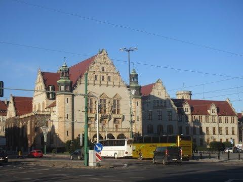 Poznan, Greater Poland (Wielkopolskie), Poland TRAVEL VIDEO