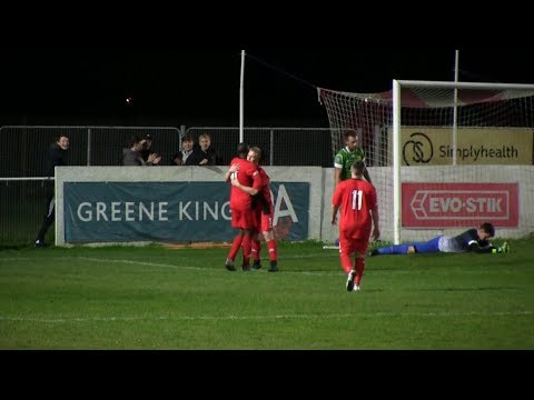 2019-01-15  Winchester City vs Bashley  Highlights