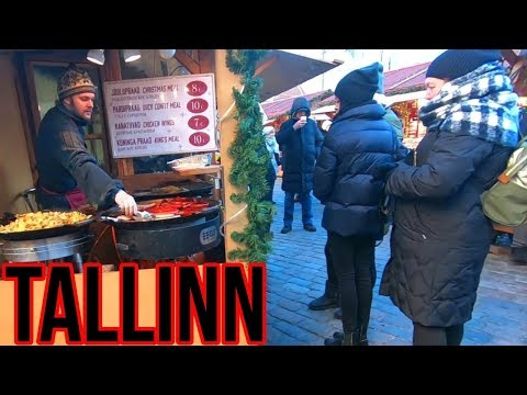 How Expensive is TALLINN? Exploring the Capital of Estonia
