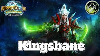Kingsbane Rogue Witchwood | Hearthstone Guide How To Play