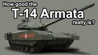 Nowy kanał FUBAR Army - How good the T-14 Armata really is?