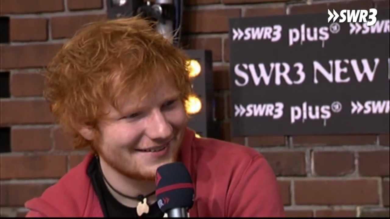 Swr3 Ed Sheeran
