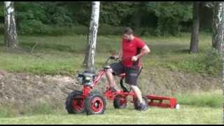 Provzdušňovač trávníku PT-1000