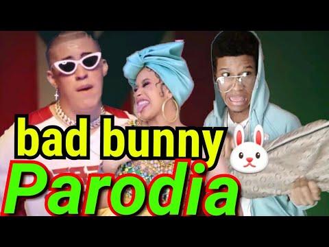 I like It (parodia) - bad bunny ft cardi b y j balvin