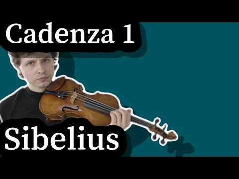 (cadenza 1st cadenza.)sibelius violin concerto in d-minor op.47 mp3