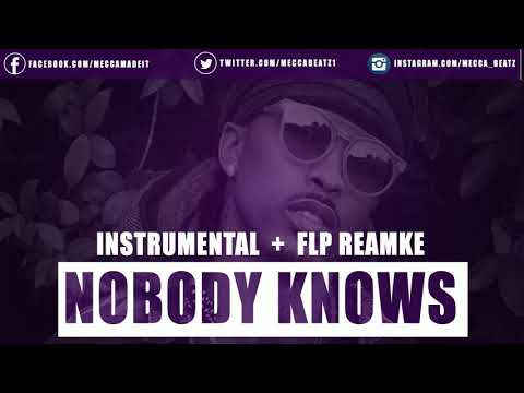 "August Alsina - ""Nobody Knows""   Instrumental + FLP Remake   (Prod By Mecca Beatz)"