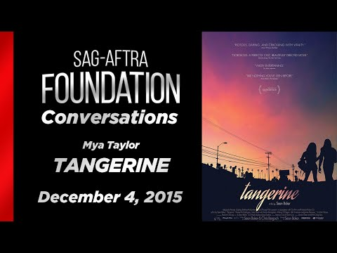 Conversations with Mya Taylor of TANGERINE