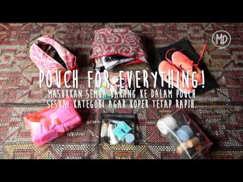 How to Smart Packing for Traveling