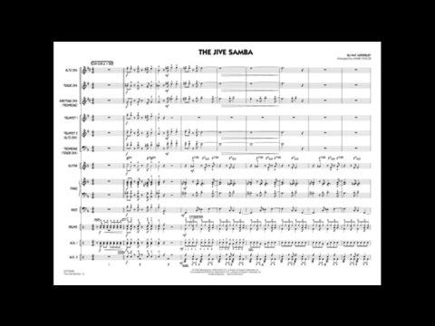The Jive Samba by Nat Adderley/arr. Mark Taylor