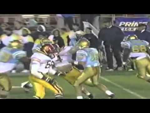 John Barnes USC vs UCLA