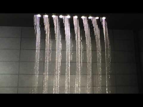 Water show in Hiroshima