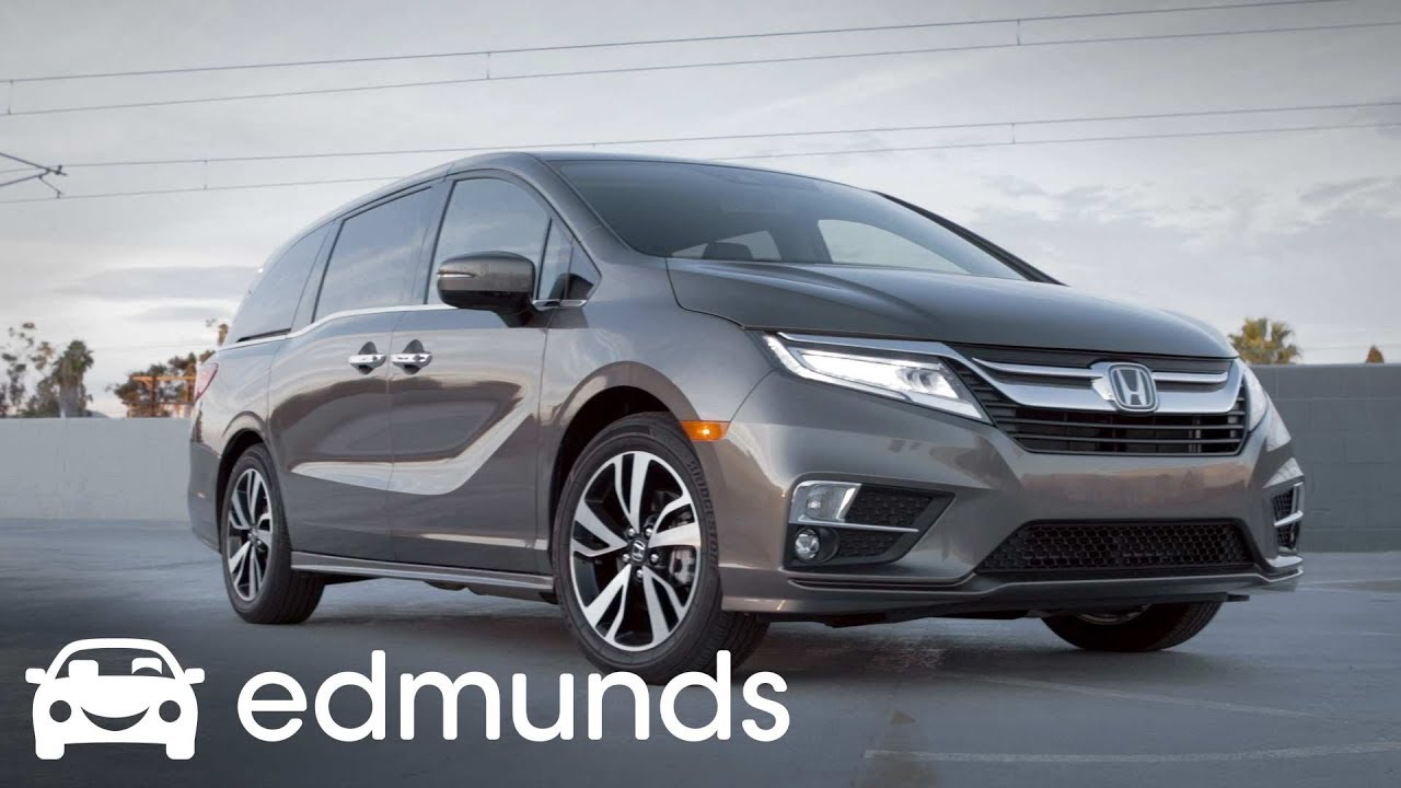2018 Honda Odyssey Minivan Prices, Reviews, and Pictures