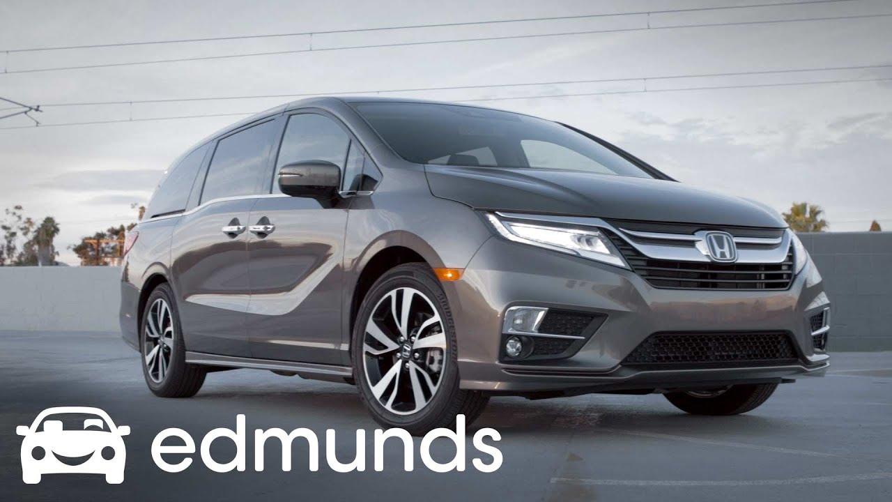 2018 Honda Odyssey Review Edmunds
