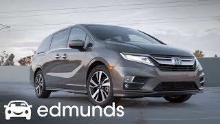 2018 Honda Odyssey Review | Edmunds