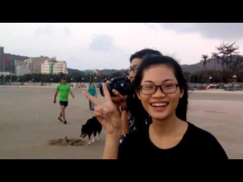Bình minh tại Vũng Tàu (12/01/2016)