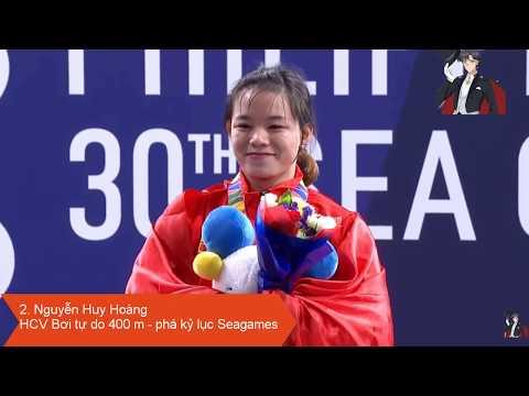 Top 7 Huy chương Vàng ấn tượng và kịch tính nhất Sea Games 30 của thể thao Việt Nam tại Philippines